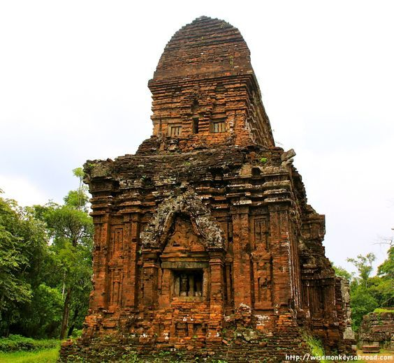 Where In the World?  Temple - Photo Courtesy of Wise Monkeys Abroad