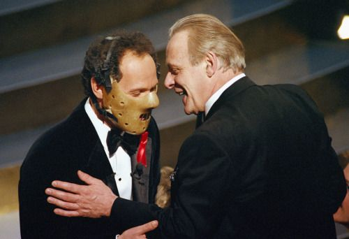 "actorsbehindthescenes: "" Funny Moment Academy Awards 1992 """
