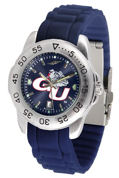 Mens Gonzaga Bulldogs - Sport AC AnoChrome Watch