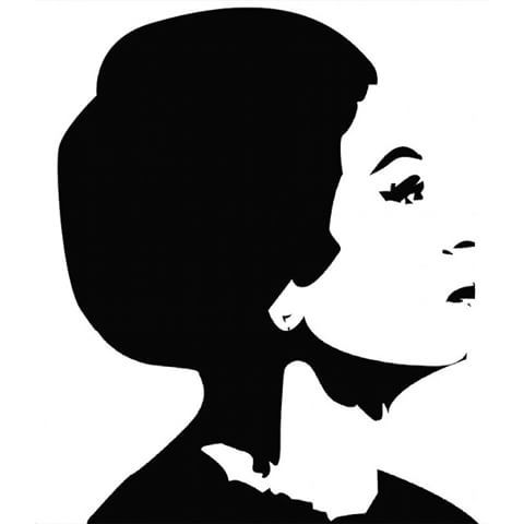 ام كلثوم Cool Art Drawings Graphic Art Prints Silhouette Art