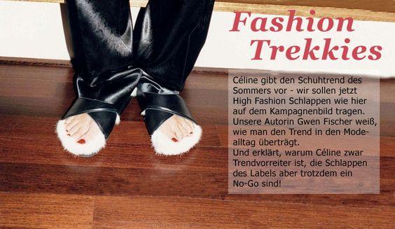 Diesen Sommer machen wir Schlapp(en): die besten flachen Fashion-Sandalen von Marc Jacobs, Marni & Co