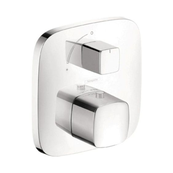 Hansgrohe 15775001 PuraVida Thermostatic Trim with Volume Control - 513021