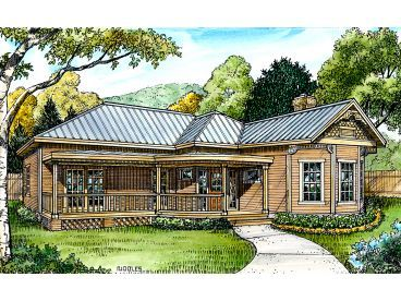Emptynest Houseplans Page 11 Of 18 Empty Nester House