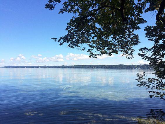 Kurzurlaub am Starnberger See: http://www.langweiledich.net/2014/08/wir-waren-am-starnberger-see/