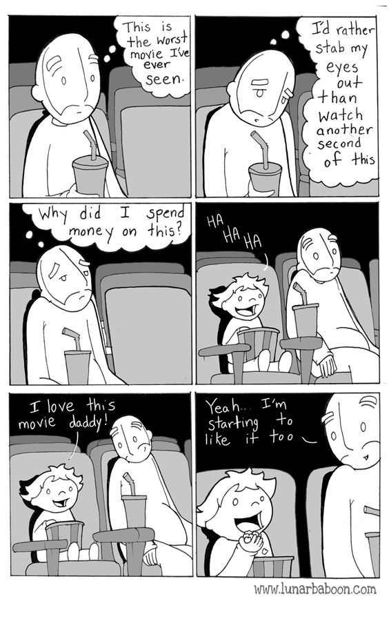 These Parenting Comics Will Make You Have Every Damn Feeling
