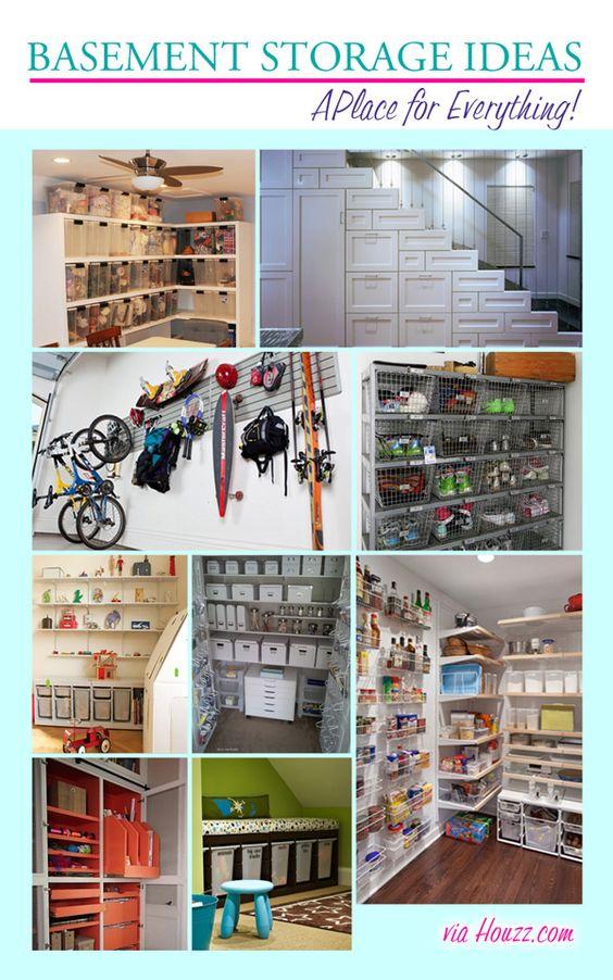Finished Basement Storage Ideas Photo Decorating Inspiration