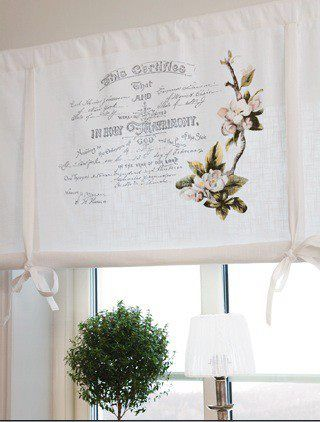 Shabby chic curtains drapes curtains pinterest for Rideaux style shabby