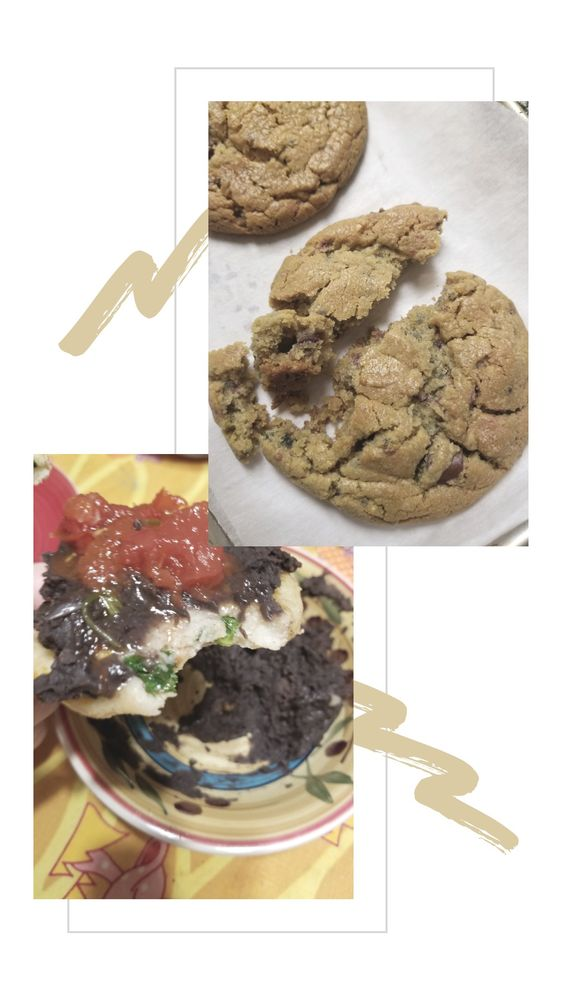 VEGAN COOKIES AND STUFFED TORTILLAS | SOYVIRGO.COM