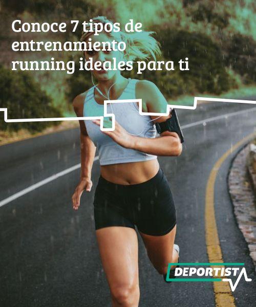 tipos de entrenamiento para running