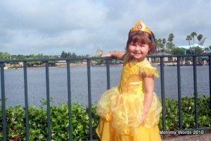Pre-schoolers dream of being princesses @Brittany Vanderlinden