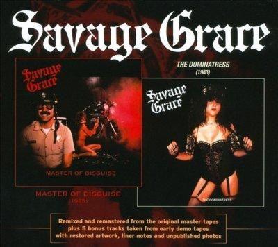 Savage Grace - Master of Disguise/Dominatress, Black