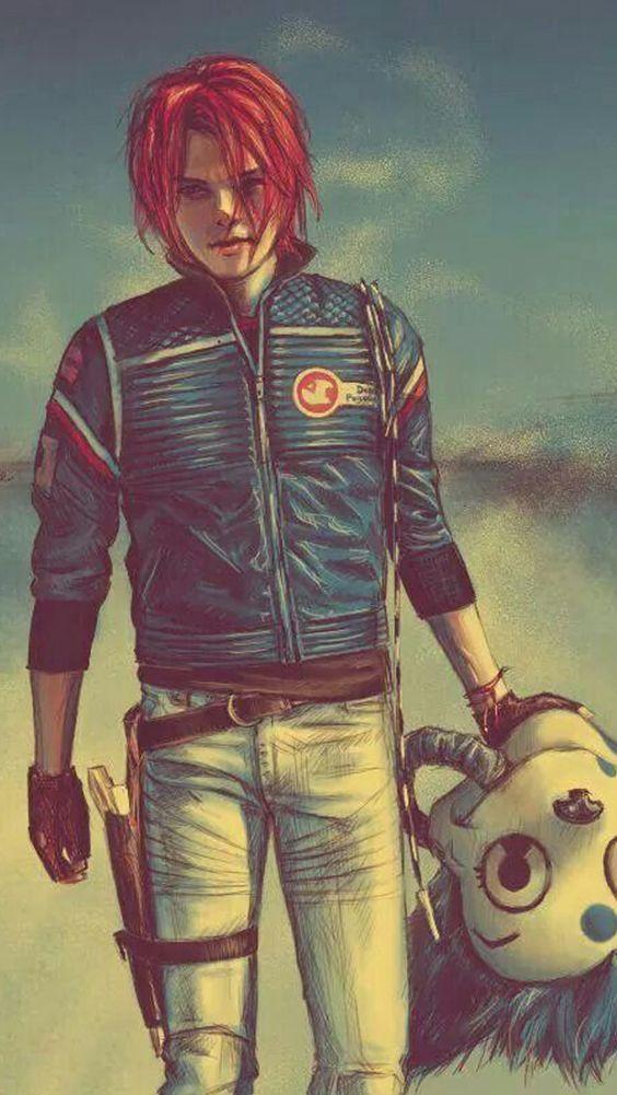 My Chemical Romance Killjoys Party Poison Jacket Usa Jacket My Chemical Romance My Chemical Romance Wallpaper Emo Art
