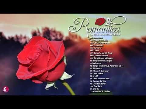 Baladas En Ingles Cantadas En Espanol Musica Romantica En