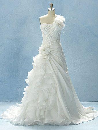 Alfred Angelo: Disney Princess Wedding Gowns: Ariel