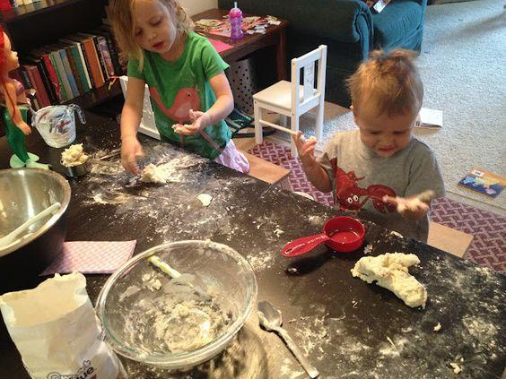 2-ingredient dough