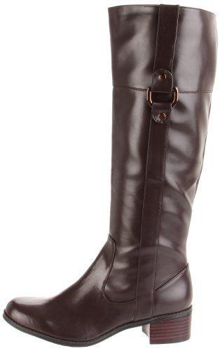 Amazon.com: Bandolino Women's Chosen Riding Boot: Shoes