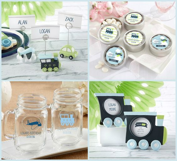 Precious Cargo Party Favors for Birthdays & Baby Showers from HotRef.com