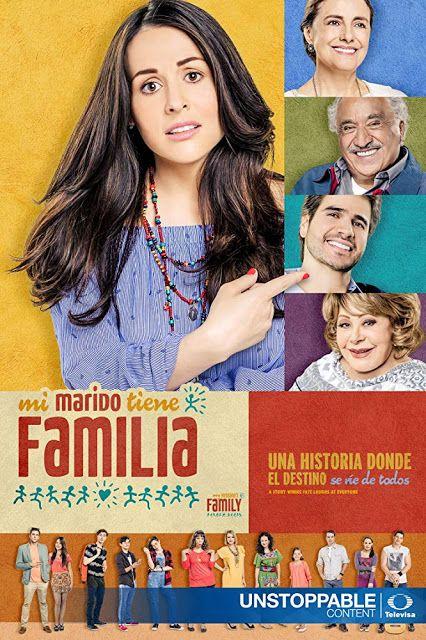 Mi Marido Tiene Más Familia Capitulos Completos Descargar Y Ver Online Telenovela Telenovelas Completas Marido