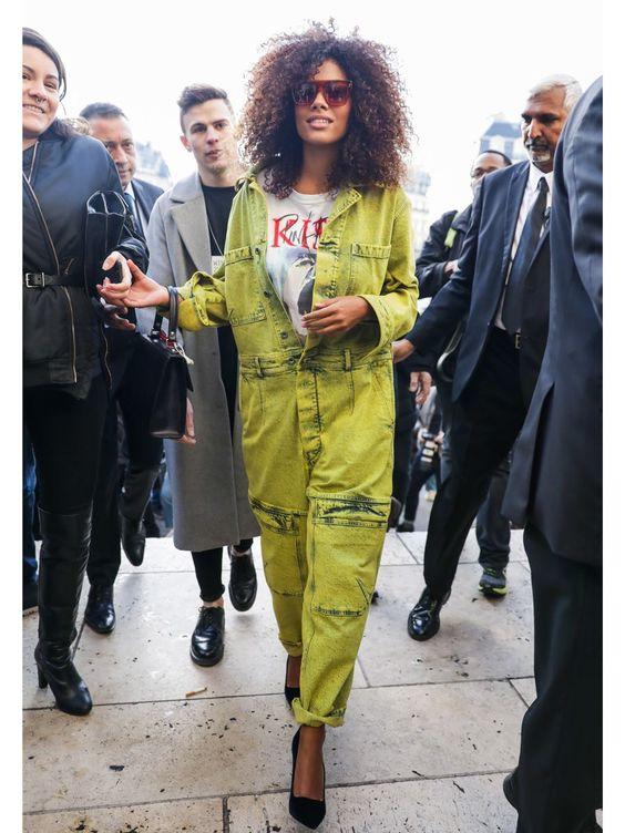 BG STREET STYLE| PARIS FASHION WEEK FW 18|VOGUE GIRLPHOTO : YUSUKE KINAKA