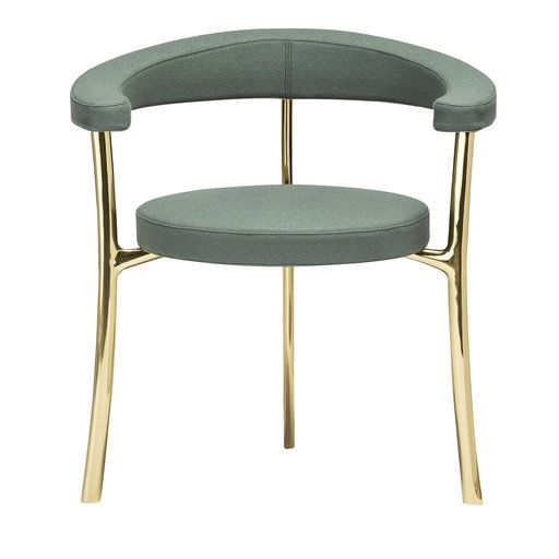 Katana Chair By Paolo Rizzato Swivel Dining Chairs Furniture Dining Chairs