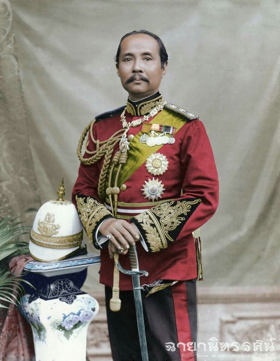 The King Rama V