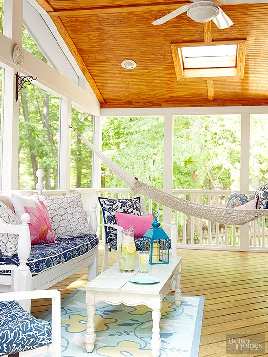 The prettiest porches that ever happened secrets revealed Cottage porch decorating ideas