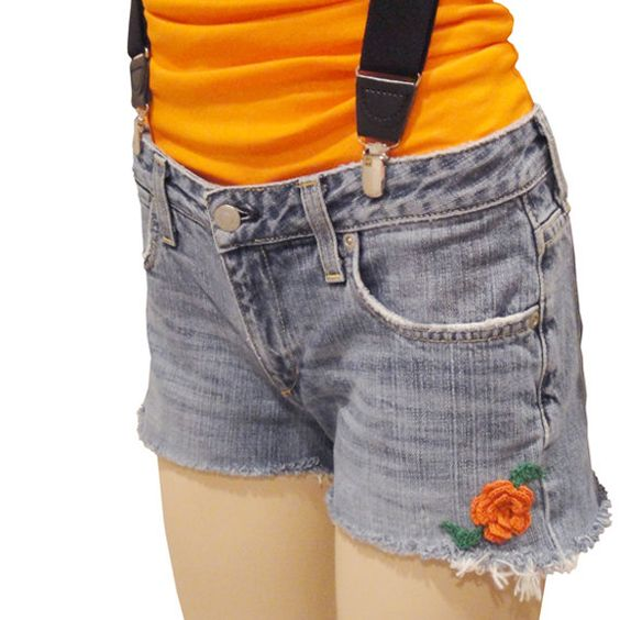 Paper Denim and Cloth Jean Shorts 5 Pocket by carmellasboutique