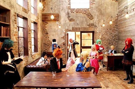 Fairy Tail grupal