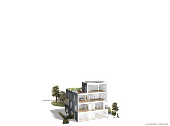 Bustler: JAJA & ONV Architects Win Copenhagen Affordable Housing Competition