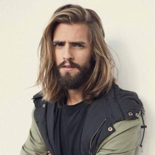55 Medium Length Hairstyles For Men Styling Tips Men Hairstyles World In 2020 Medium Length Hair Styles Long Hair Styles Men Mens Hairstyles