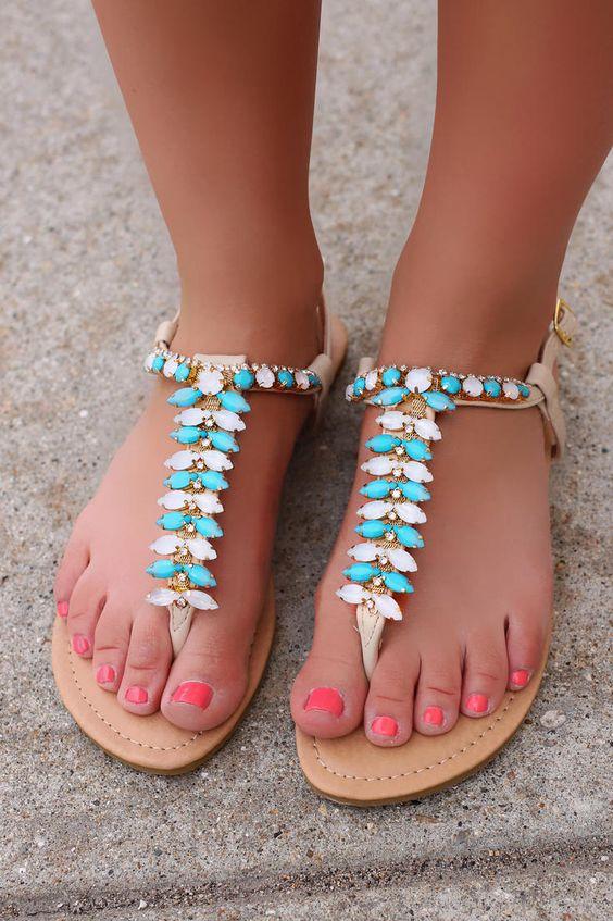 Dreams Come True Sandal - Natural