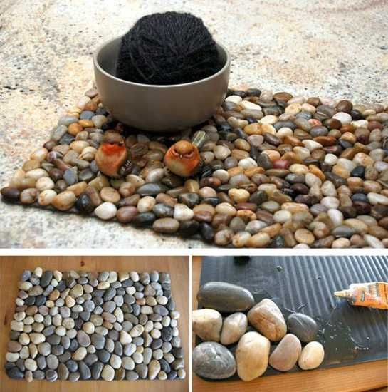 Creative craft ideas making home decorations with beach for Home decorations to make