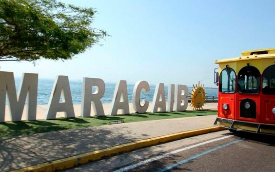 Maracaibo is a booming city in the Venezuelan Caribbean