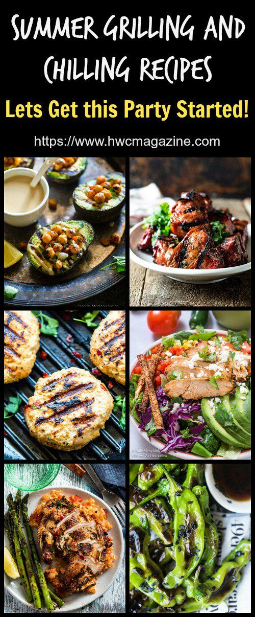 Discover What's Possible in 2020 | Summer grilling recipes
