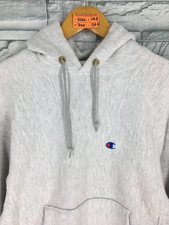 Vintage Champion Hoodie Reverse Weave 1980s M