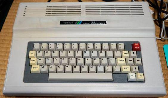 Tandy Radio Shack Color Computer 3セット_画像2