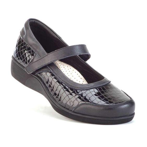 Flat Dress Shoes for Women  Irit Black Women's Dress Shoe Womens ...