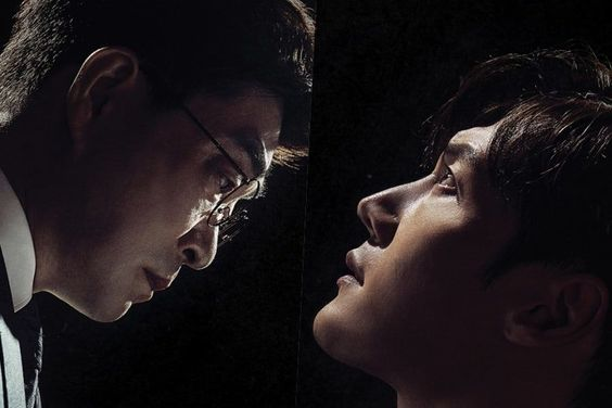 "Son Hyun Joo And Choi Jin Hyuk Glare Intensely At Each Other In Poster For ""Justice"""