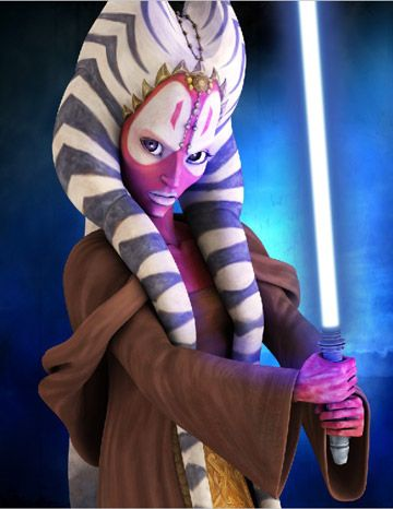 Shaak Ti, Jedi Master.: