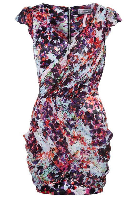 Vrolijke #gebloemde #jurk van Lipsy @ Zalando