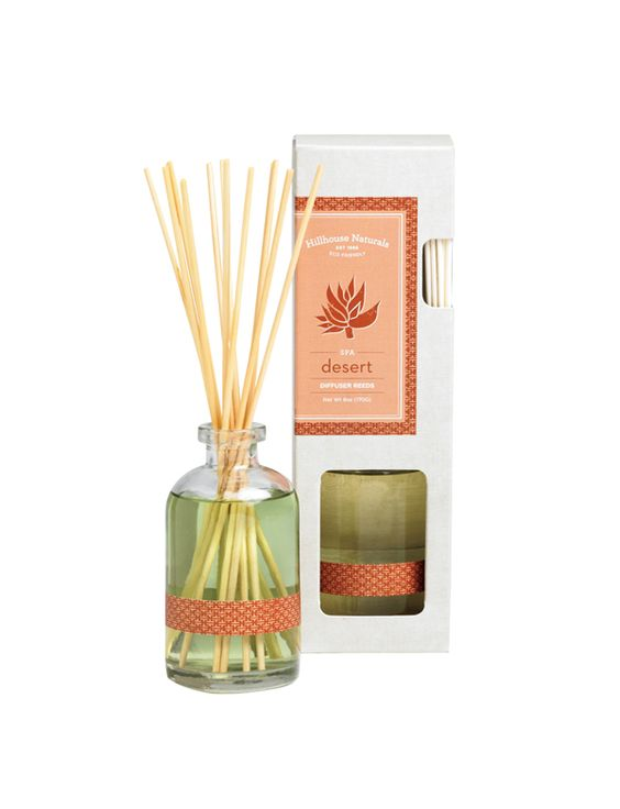 Desert diffuser reeds, 6 oz.