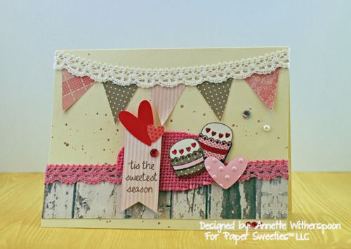 Paper Sweeties February Inspiration Challenge