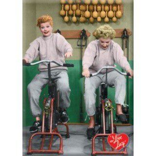 LUCY & ETHEL at it again.  I LOVE LUCY, still makes me laugh today!  <3