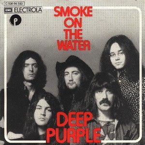 """Deep Purple, """"Smoke on the Water"""" - Disturbing Songs People Love - find out what event this song was based on"""