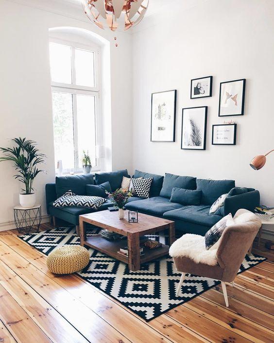 Scandinavian Living Room Living Room Decorations Small Living Room Modern Li Blue Sofas Living Room Living Room Scandinavian Scandinavian Design Living Room