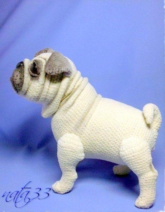 Natalia Toys Art Crochet Designer Bonecas
