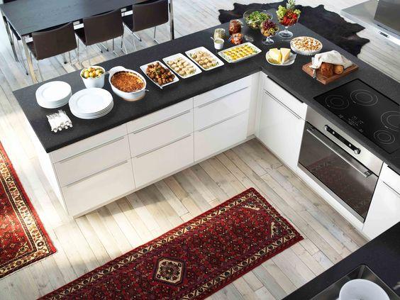 IKEA Österreich, Inspiration, Küche, Servierplatte IKEA365+ - ikea küchen unterschränke