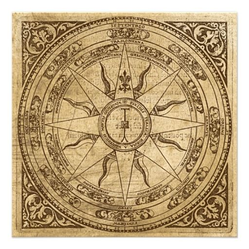 Nautical Compass Rose Rug: Inspiration & Meditation