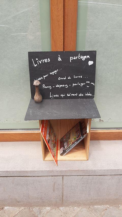 Boîte à Livres Liege
