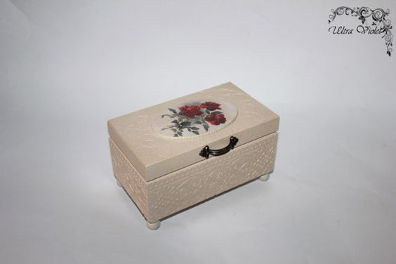 Exclusive box / tea box tea tea bag wood100% от UltroViolet
